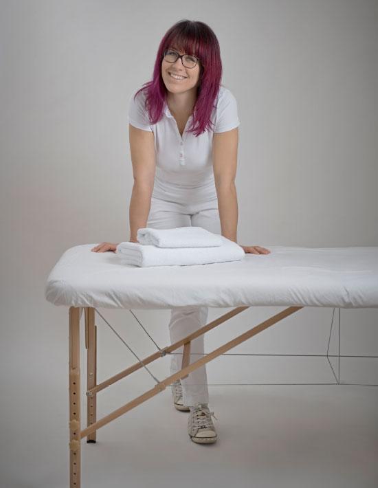 Massage zum kennenlernen